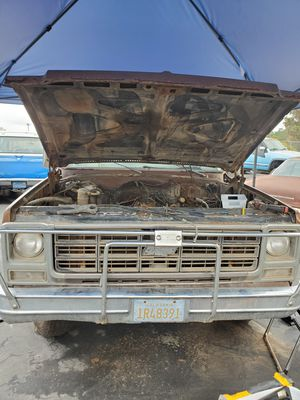 1979 chevrolet dually 3500 parts truck!!! for Sale in El Cajon, CA