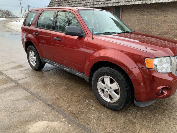 2012 Ford Escape XLS