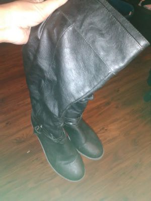 Black tall boots Never worn for Sale in OH, US