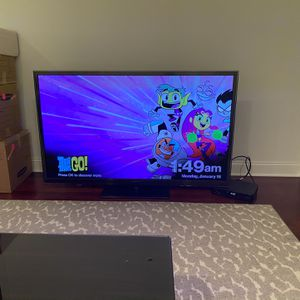 64 Inch Samsung Flatscreen Tv for Sale in Short Hills, NJ