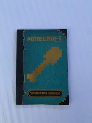 Minecraft Construction Handbook for Sale in Alafaya, FL
