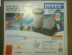Pool Filter Pump with Timer for Sale in North Las Vegas, NV
