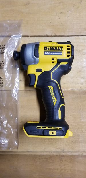 Brushless atomic compact series 20v impact drill for Sale in Patterson, CA