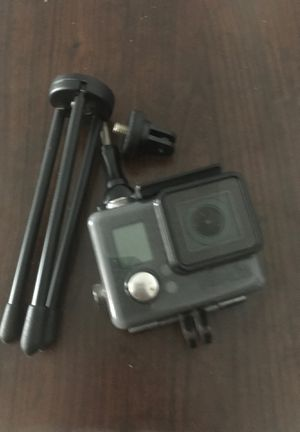 GoPro Hero 4+ for sale with memory card for Sale in Vienna, VA