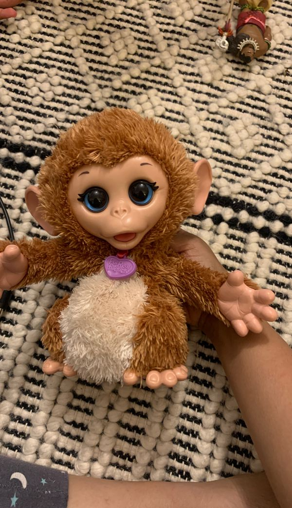 FurReal Friends monkey