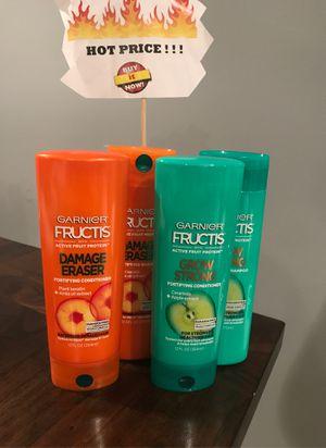 Garnier Fructis Shampoo and Conditioner for Sale in Hyattsville, MD