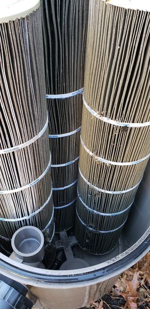 Pool filter cartridges .... pool cleaning servic3 for Sale in Spring, TX