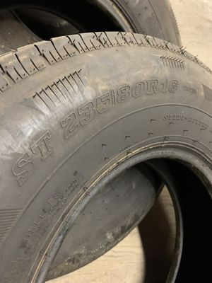 ST235/80r16 tires for Sale in Corona, CA