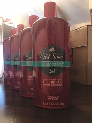 Old Spice Pure Sport 2 in 1 Shampoo & Conditioner (25.3 FL OZ) for Sale in Los Angeles, CA