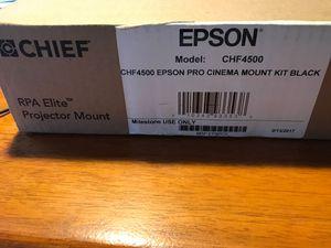 EPSON Pro Cinema Mount Kit Black for Sale in Clermont, FL