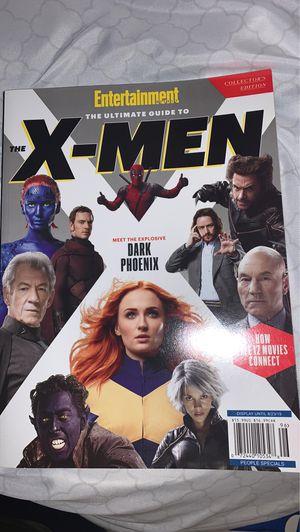 X men Magazine for Sale in Miami, FL