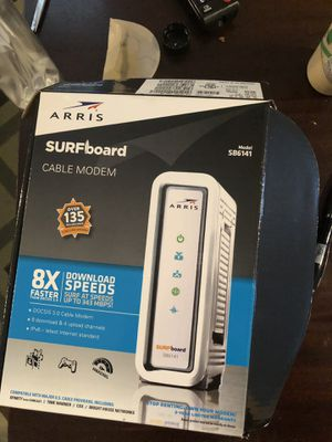 Cable modem for Sale in Washington, DC