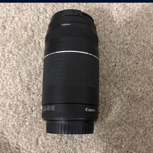 Canon Rebel Lens for Sale in Hamtramck, MI