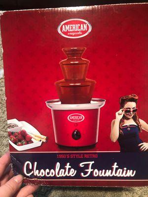Mini chocolate fountain for Sale in Chicago, IL