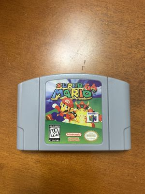 Super Mario Nintendo 64 for Sale in Hialeah, FL