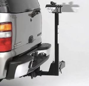 Bike Rack Swing Away OSI Tow Hitch for Sale in Argyle, TX