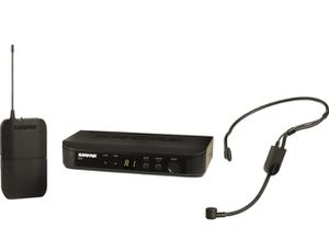 Shure BLX14 Headset System with PGA31 Headset Microphone Band H9 for Sale in Longview, TX
