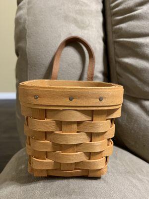 RARE Longaberger Basket for Sale in Fontana, CA