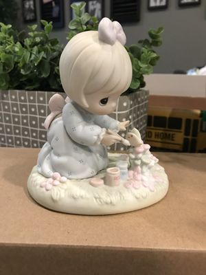 """Precious Moments """"God Bless You For Touching My Life"""" for Sale in Fulshear, TX"""