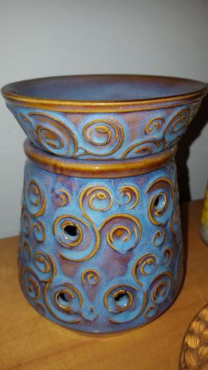 Scentsy Blue Swirl Warmer for Sale in Potomac, MD