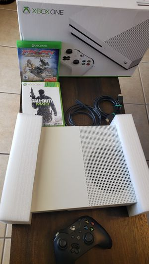 Xbox One S for Sale in Phoenix, AZ