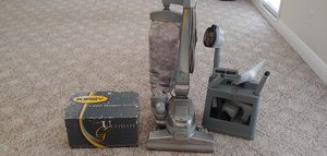 Kirby vacuum cleaner with carpet shampoo system and attachments for Sale in Gulfport, FL