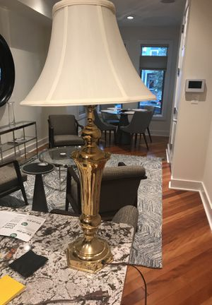 Antique Brass Lamp- Great Condition! for Sale in Washington, DC