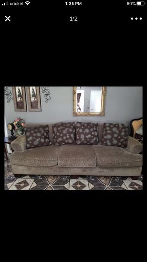 Couch set for Sale in Broken Arrow, OK