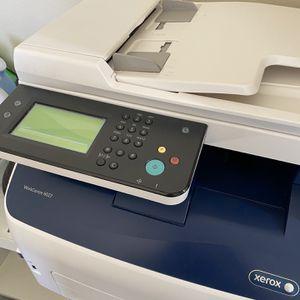 Xerox WorkCentre 6027/NI LED Multifunction Printer - Color - Copier/Fax/Printer/Scanner for Sale in Gardena, CA