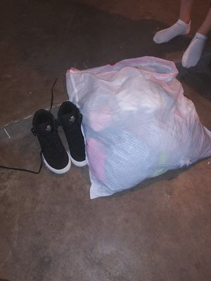 Clothes and boys shoes for Sale in El Paso, TX