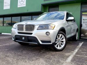 2013 BMW X3 for Sale in Oakland Park, FL