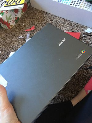 Acer chrome book for Sale in Tiffin, IA
