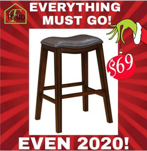 Saddle stool for Sale in Dallas, TX