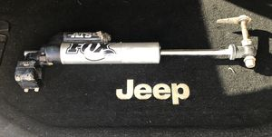 Jeep Wrangler Fox Racing Steering Stabilizer for Sale in FL, US