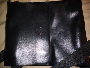 Armani crossbody messenger bag for Sale in Fort Worth, TX