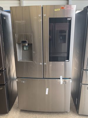 New refrigerator $39 DOWN NO CREDIT CHECK for Sale in Houston, TX