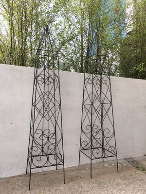 Caged trellises for Sale in Hermosa Beach, CA