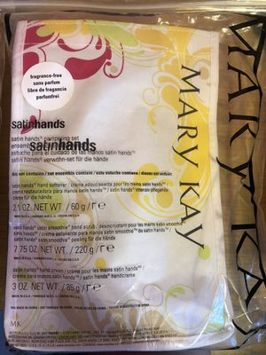 Mary Kay Satin Hands for Sale in Snohomish, WA