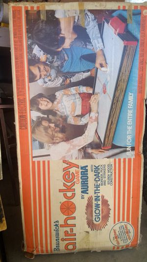 Brunswick Vintage Air Hockey Table for Sale in Lakewood, CO