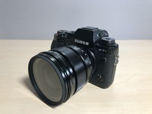 FUJIFILM XT-1 Mirrorless Digital Camera with 23mm lens and accessories for Sale in Kaneohe, HI
