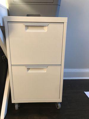 White file cabinet for Sale in Chicago, IL