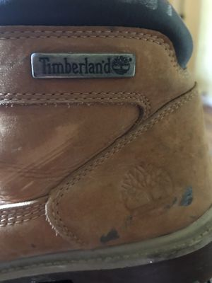 Timberland men's 71/2 boots good for Work for Sale in New York, NY