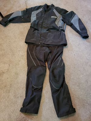 Made2ride motorcycle jacket and pants with pads for Sale in Columbus, OH