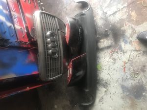 Audi a6c6 grill and rear defuser and tail lights for Sale in Salt Lake City, UT