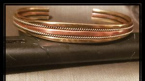 Copper cuff bracelet for Sale in Clearwater, FL