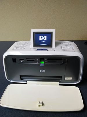 HP A716 Photosmart compact photo printer for Sale in Pinellas Park, FL