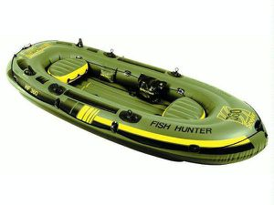 12ft sevlor inflatable boat and trolling motor for Sale in San Jose, CA