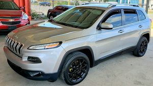 2014 JEEP CHEROKEE LATITUDE PAY $4500 AND PAY OFF IN 3 PAYMENTS OPTIONS for Sale in Grand Prairie, TX