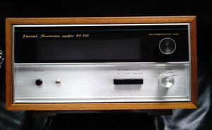 Sansui Reverberation amplifier RA-500 for Sale in Compton, CA