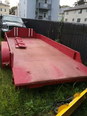 Car trailer for Sale in New Britain, CT